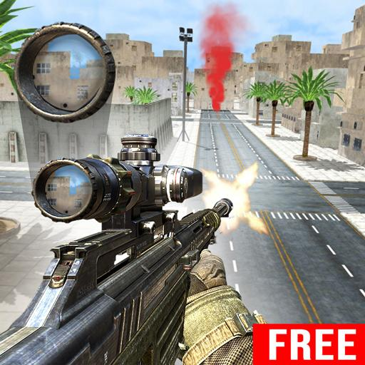 Counter Sniper Shooting APK MODs Unlimited money free Download on Android