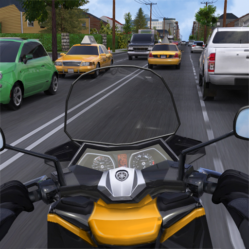Moto Traffic Race 2 Multiplayer 1.18.00 APK MODs Unlimited money free Download on Android