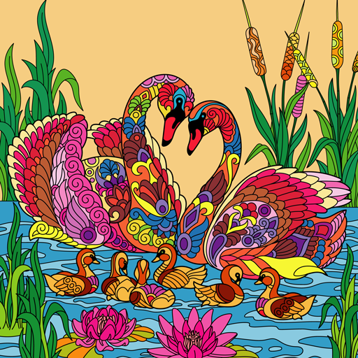 Wonder Color - Color by Number Free Coloring Book 22.7.3 ...