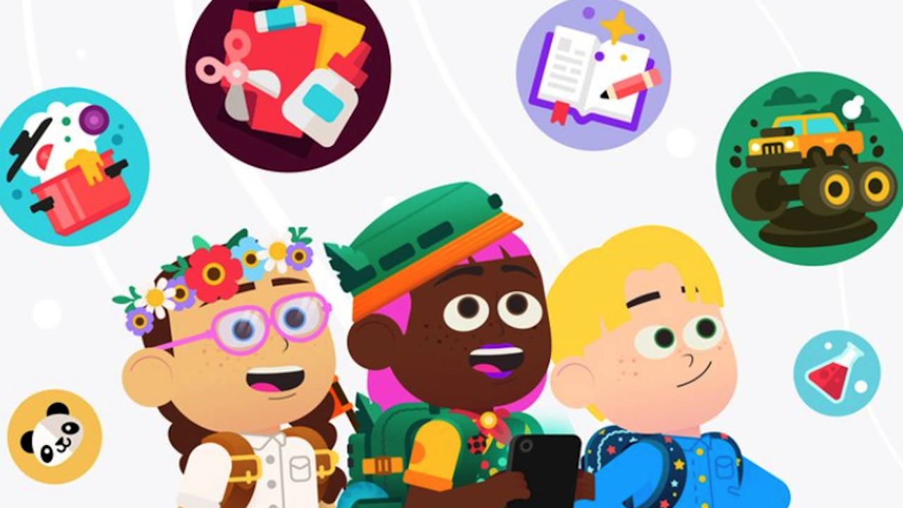 Google Launches Kids Space for Select Android Tablets