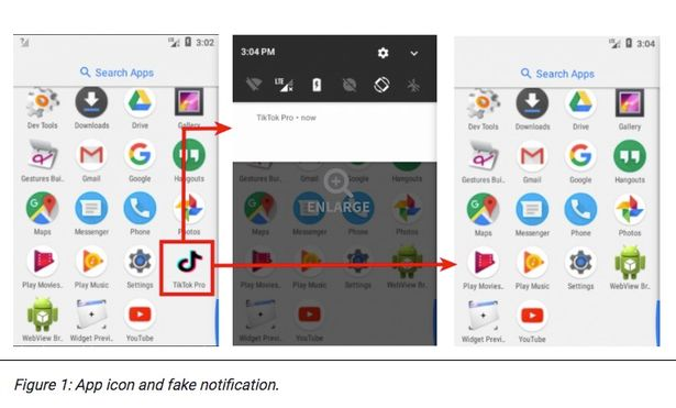 Android users warned about fake 'TikTok Pro' app that could let hackers spy on you