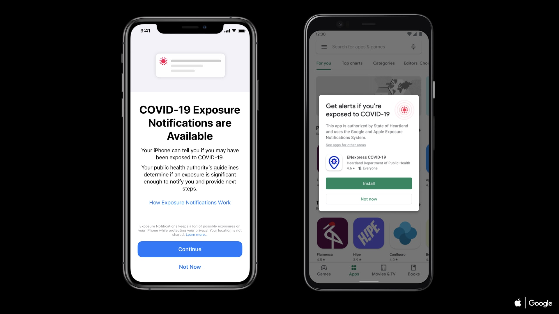 Apple, Google will build coronavirus contact tracing software right into your phone