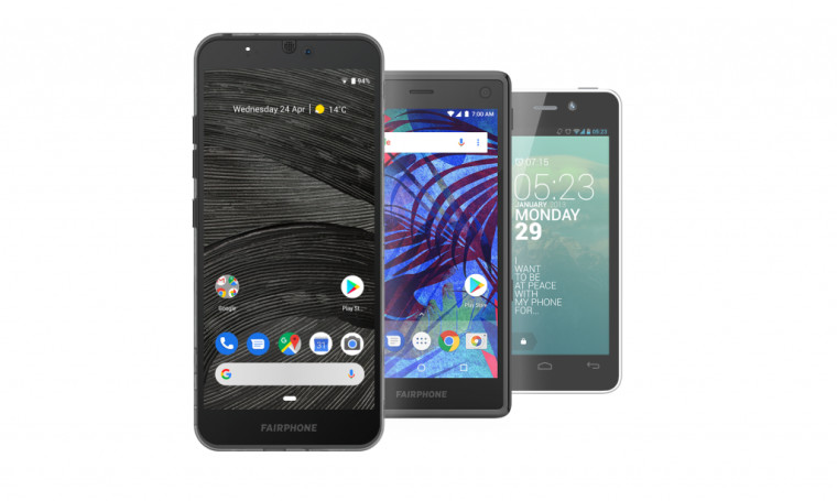 Android 10 is now available for Fairphone 3 and Fairphone 3+