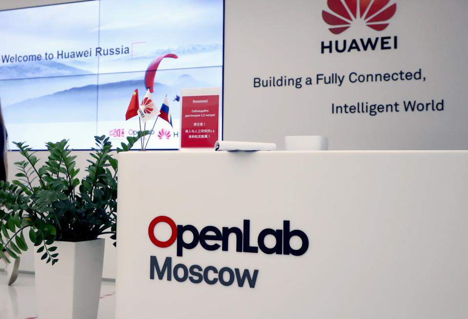 Russia and Huawei to create game-changing new Android alternative