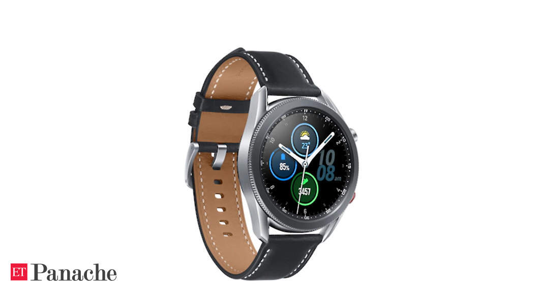 Samsung Galaxy Watch 3: Samsung Galaxy Watch 3 review: Elegant, comfortable for everyday wear, best smartwatch in Android world