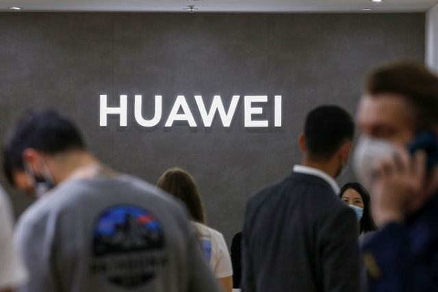 China's Huawei to launch Harmony OS, its rival to Google Android, on smartphones next year
