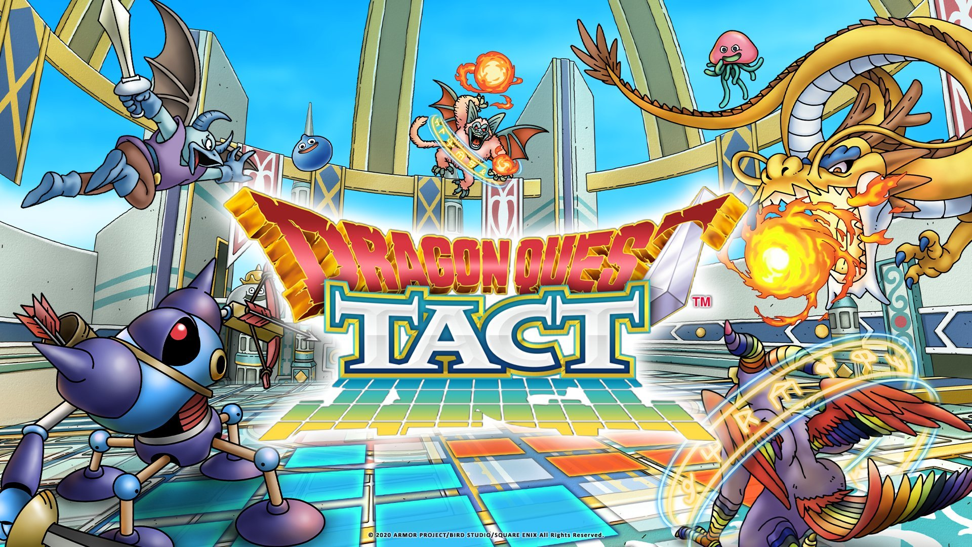 'Dragon Quest Tact' Is Getting an International Release on iOS and Android with Early Access Sign-Ups Now Live – TouchArcade