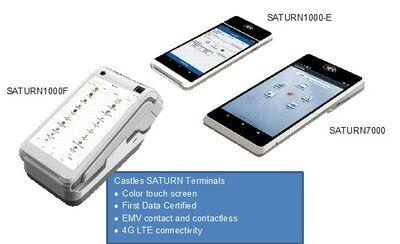 Charge Anywhere Releases QuickSale for Castles SATURN Android Smart POS Terminals | News