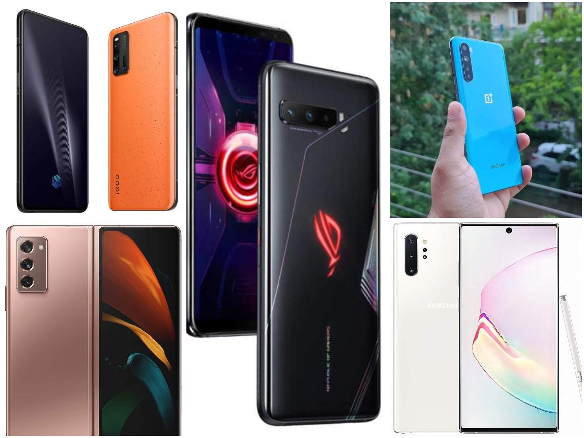 These are the 'most powerful' Android phones you can buy