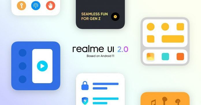 Realme UI 2.0 Based on Android 11 to be Unvieled on September 21 Alongside Realme Narzo 20 Series