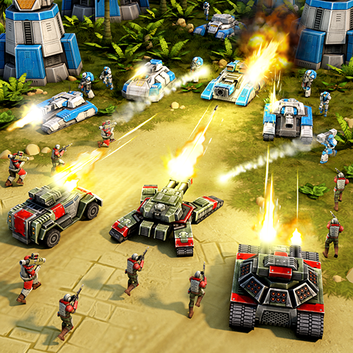 Art of War 3 PvP RTS modern warfare strategy game 1.0.86 APK MODs Unlimited money free Download on Android
