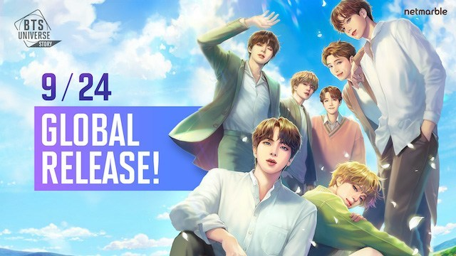 Netmarble's 'BTS Universe Story' now available worldwide on iOS, Android devices – Back End News