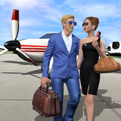 Billionaire Dad Luxury Life Virtual Family Games 1.1.0 APK MODs Unlimited money free Download on Android