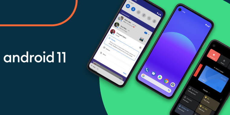 Android 11 is final with day-one updates from Google, betas for other OEMs [Update]