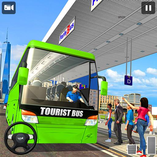 Bus Simulator 2019 – Free 2.1 APK MODs Unlimited money free Download on Android