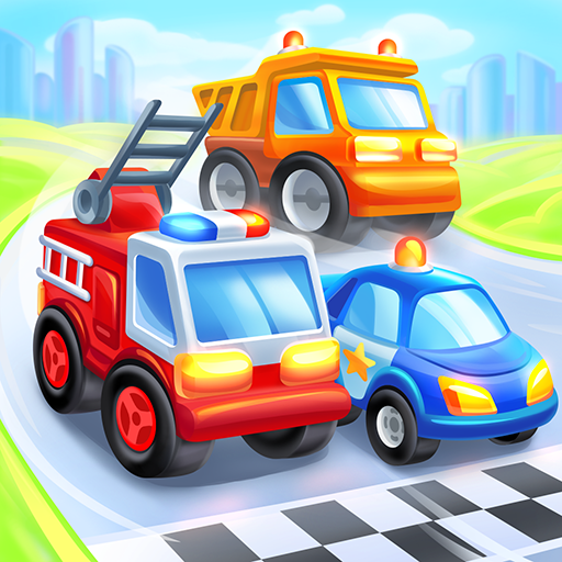 Car games for kids toddlers game for 3 year olds 2.9.0 APK MODs Unlimited money free Download on Android