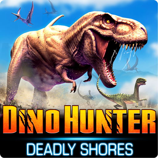 DINO HUNTER DEADLY SHORES 3.5.9 APK MODs Unlimited money free Download on Android