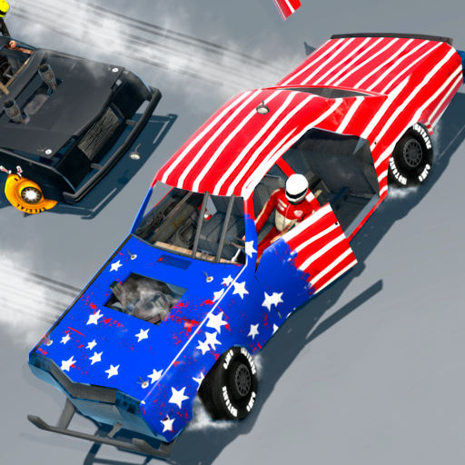 Demolition Derby Multiplayer 1.3.5 APK MODs Unlimited money free Download on Android