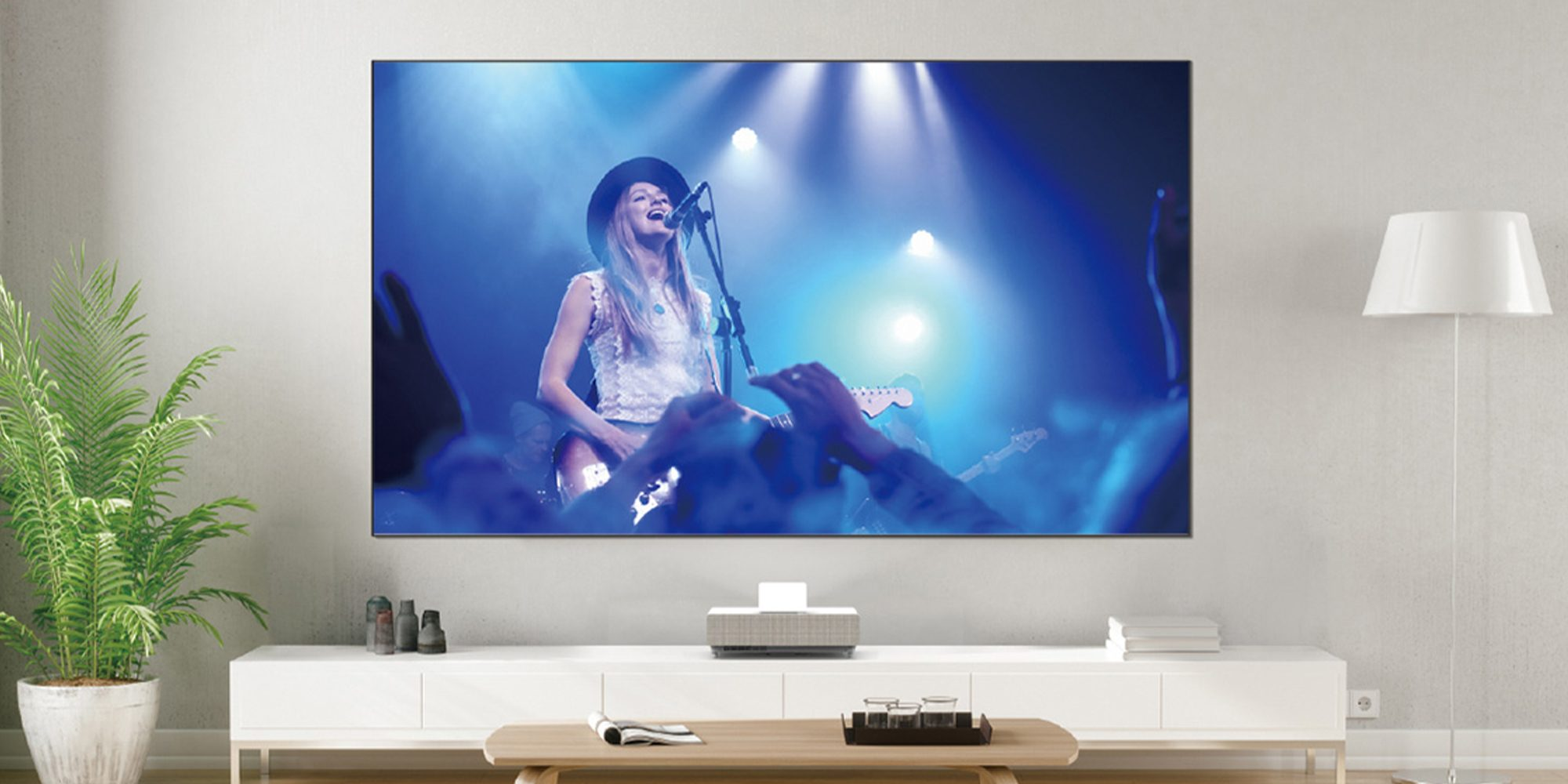 Epson unveils $5,000, Android TV-powered 4K laser projector