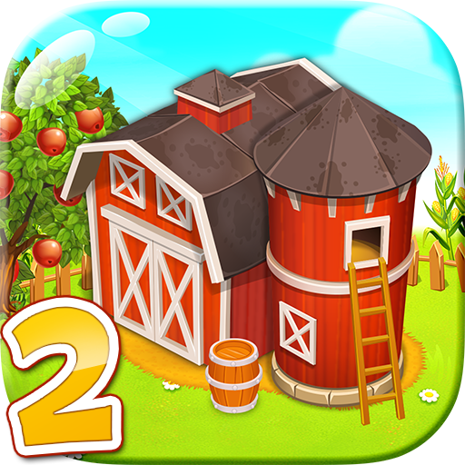 Farm Town Cartoon Story 2.11 APK MODs Unlimited money free Download on Android