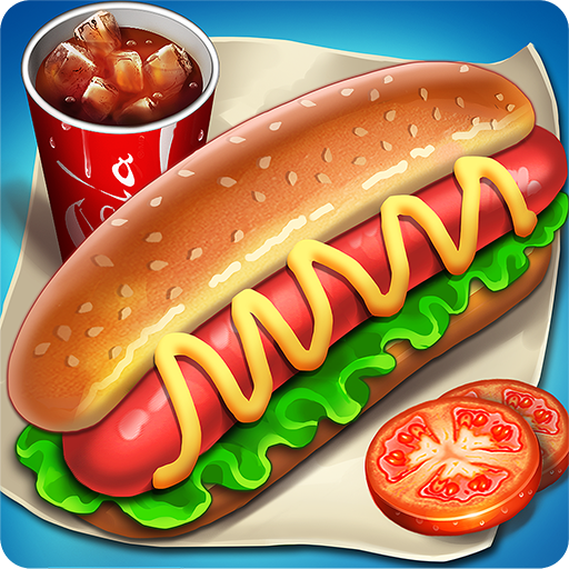 Happy Cooking Chef Fever 1.3.0 APK MODs Unlimited money free Download on Android