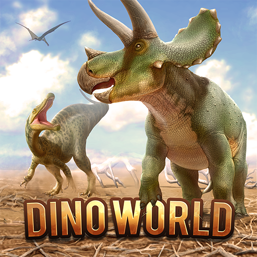 Jurassic Dinosaur Carnivores Evolution – Dino TCG 1.4.14 APK MODs Unlimited money free Download on Android