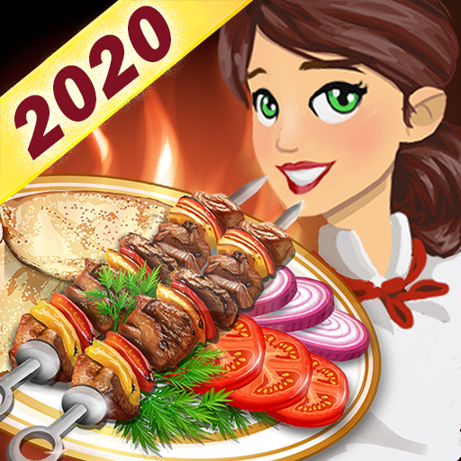 Kebab World – Chef Kitchen Restaurant Cooking Game 1.18.0 APK MODs Unlimited money free Download on Android