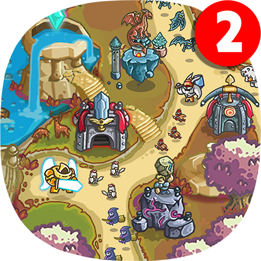 Kingdom Defense 2 Empire Warriors – Tower Defense 1.4.1 APK MODs Unlimited money free Download on Android