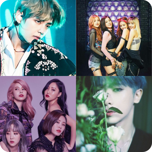 Kpop Idol Quiz 2019 7.7.3z APK MODs Unlimited money free Download on Android