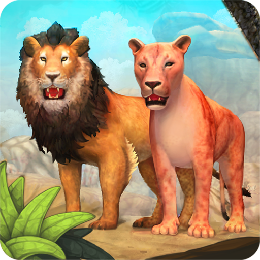 Lion Family Sim Online – Animal Simulator 4.0 APK MODs Unlimited money free Download on Android