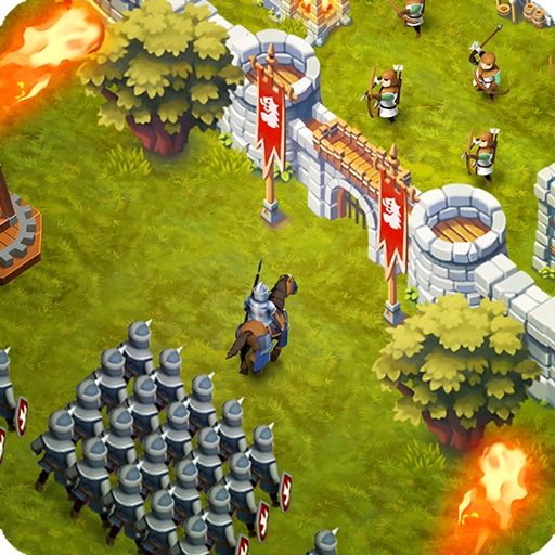 Lords Castles 1.81 APK MODs Unlimited money free Download on Android