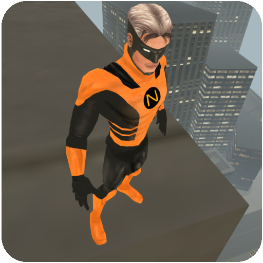 Naxeex Superhero 1.7 APK MODs Unlimited money free Download on Android