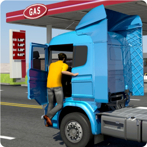 Oil Tanker Transporter Truck Simulator 2.8 APK MODs Unlimited money free Download on Android