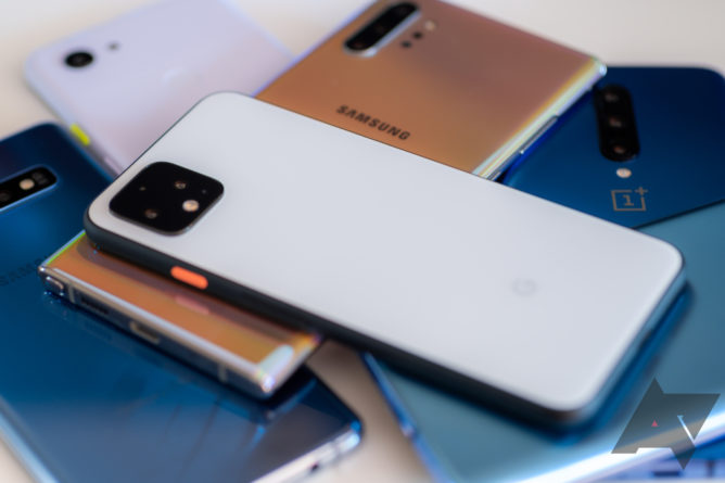 Android security update tracker: Ranking the top smartphones