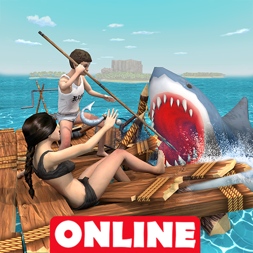 Raft Survival Multiplayer – Simulator 52.0 APK MODs Unlimited money free Download on Android