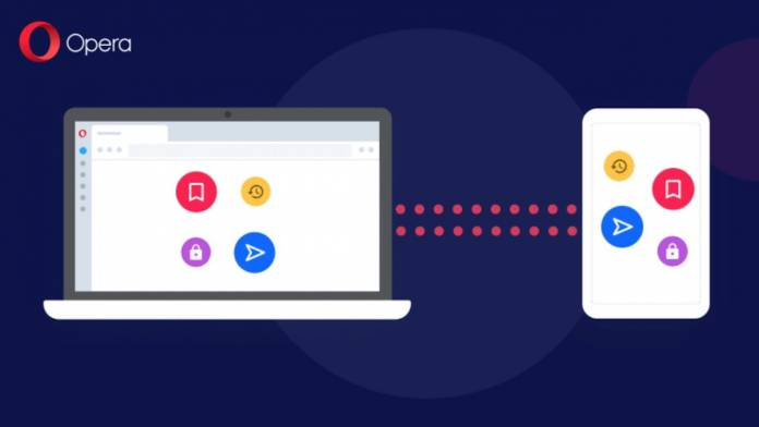 Opera for Android 60 brings easier syncing between devices