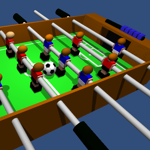 Table Football Soccer 3D 1.20 APK MODs Unlimited money free Download on Android