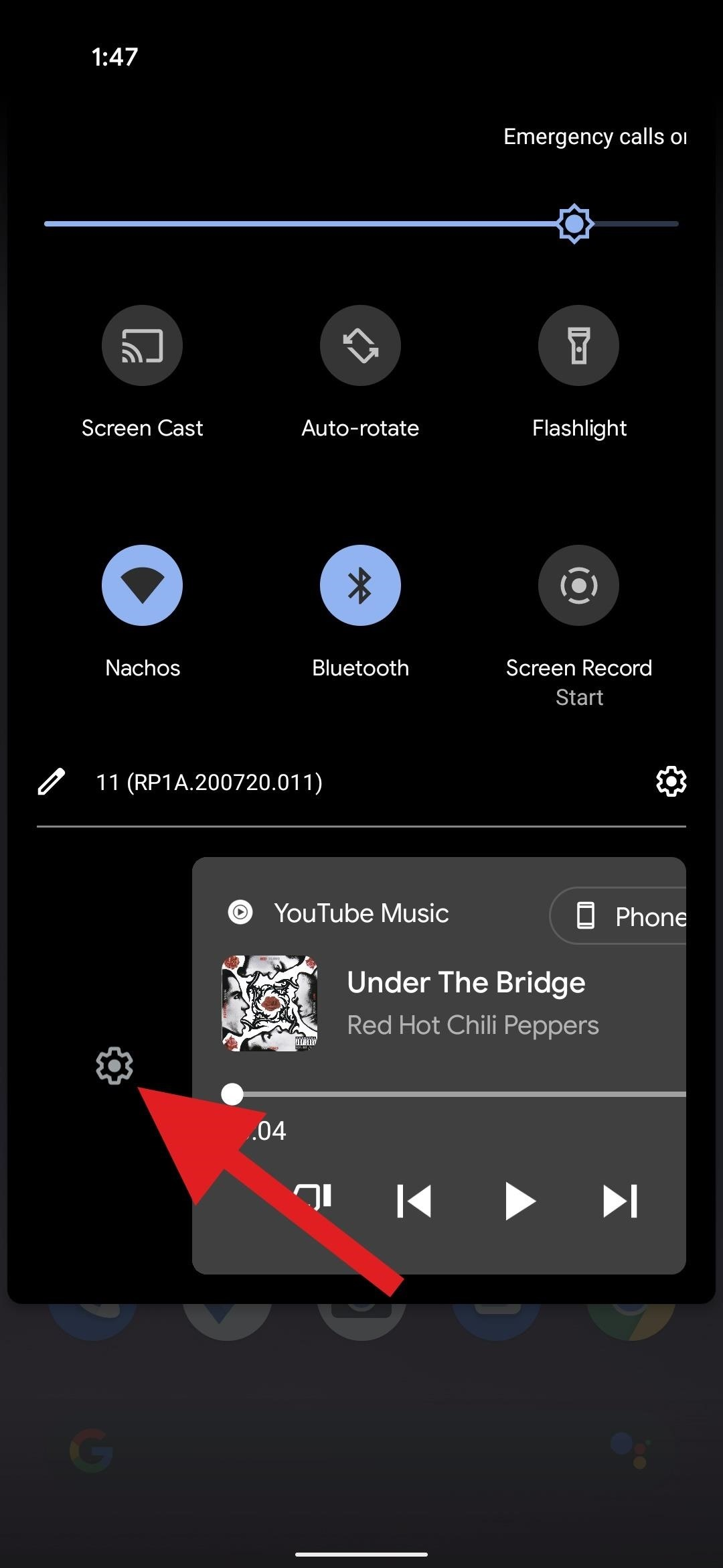 How to Hide Media Control in Android 11 After Music Stops Playing