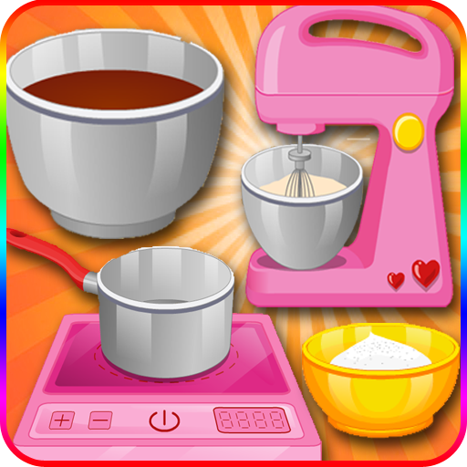 cook cake games hazelnut 3.0.0 APK MODs Unlimited money free Download on Android