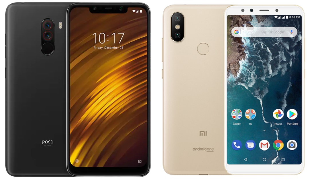 Poco F1 and Xiaomi Mi A2 owners can get a taste of Android 11 thanks to updated custom ROMs