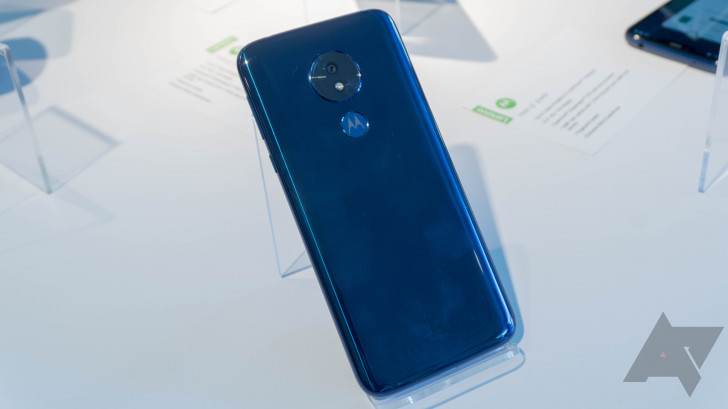 Verizon brings Android 10 to Moto G7 Play and Power