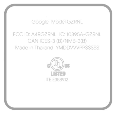 Two Google devices at FCC, possibly Android TV & remote
