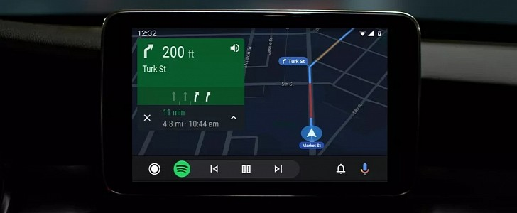 Google Releases a New Android Auto Update, Major Fix Expected