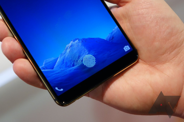 Google Autofill on Android can require biometric authentication now