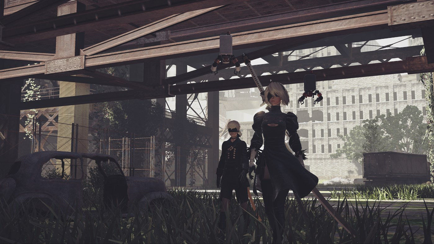NieR Automata and Yakuza Are Part of Xbox Game Pass' Android Launch