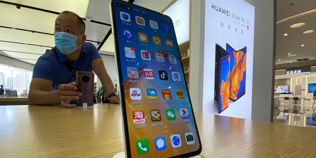 Huawei to Launch Smartphones Without Google Android
