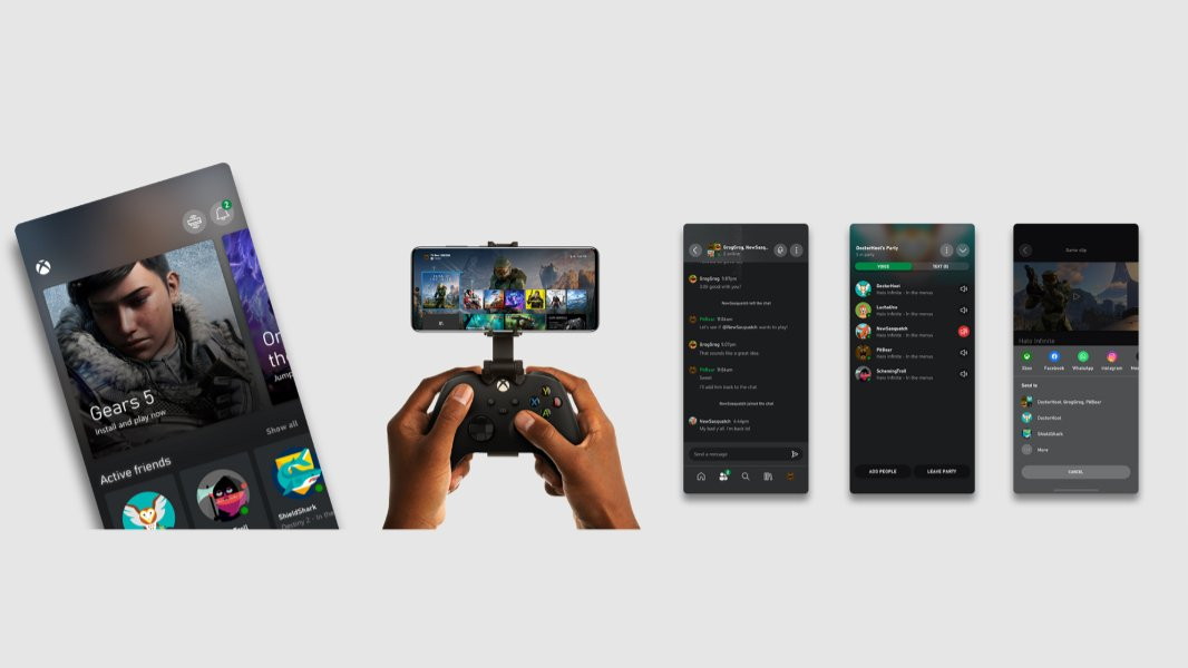 Microsoft Releases Completely New Xbox App on Android