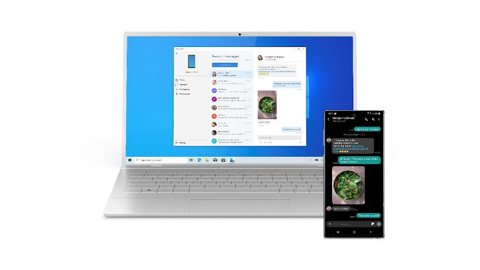 Windows 10 running Android apps via Your Phone is fully rolled out – and the feature will soon get even better