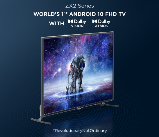 Motorola launches new Android 10 Smart TV range with Dolby Vision, Dolby Audio