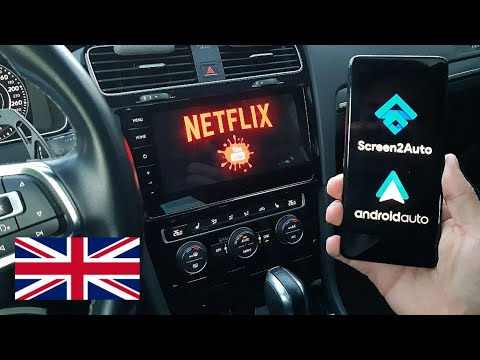This Free App Lets You Watch YouTube and Netflix on Android Auto